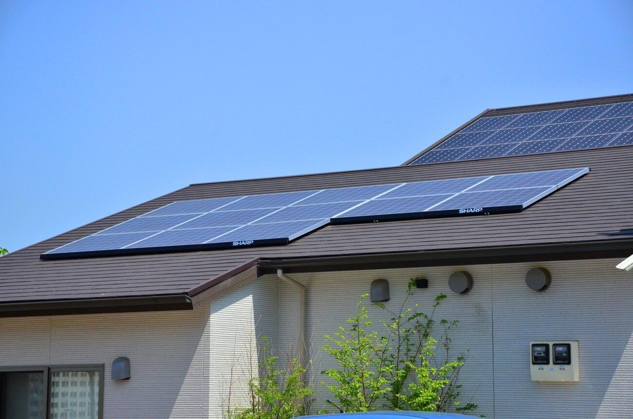 【太陽光発電があると施工が難しい】