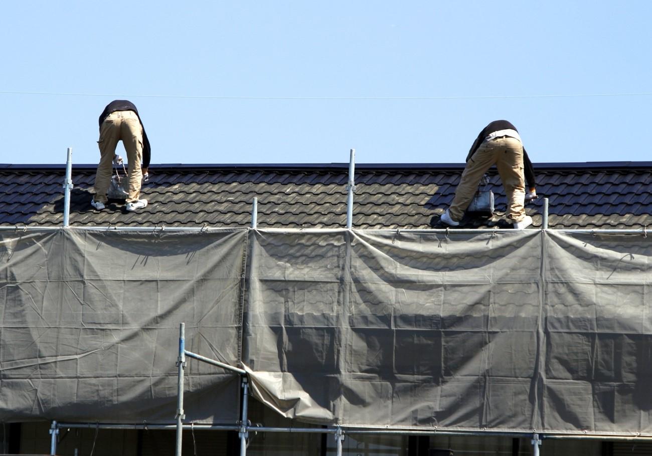 屋根塗装の費用
