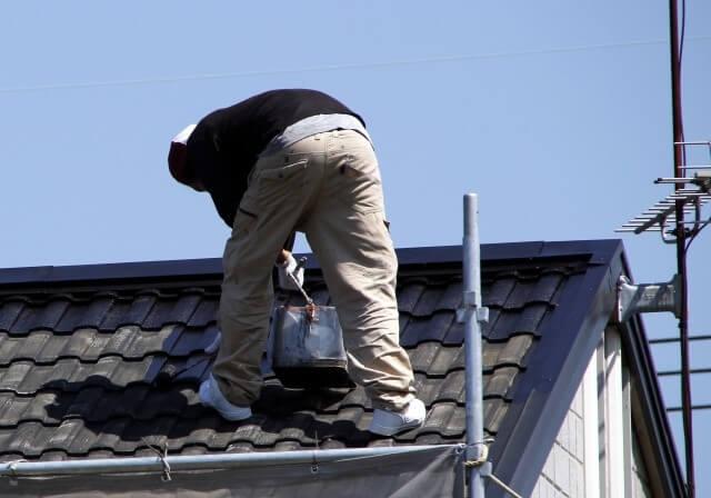 ポイント1「屋根の葺き替え工事を知る」