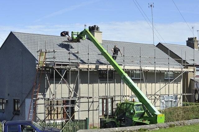 火災保険を賢く使って屋根葺き替え工事を