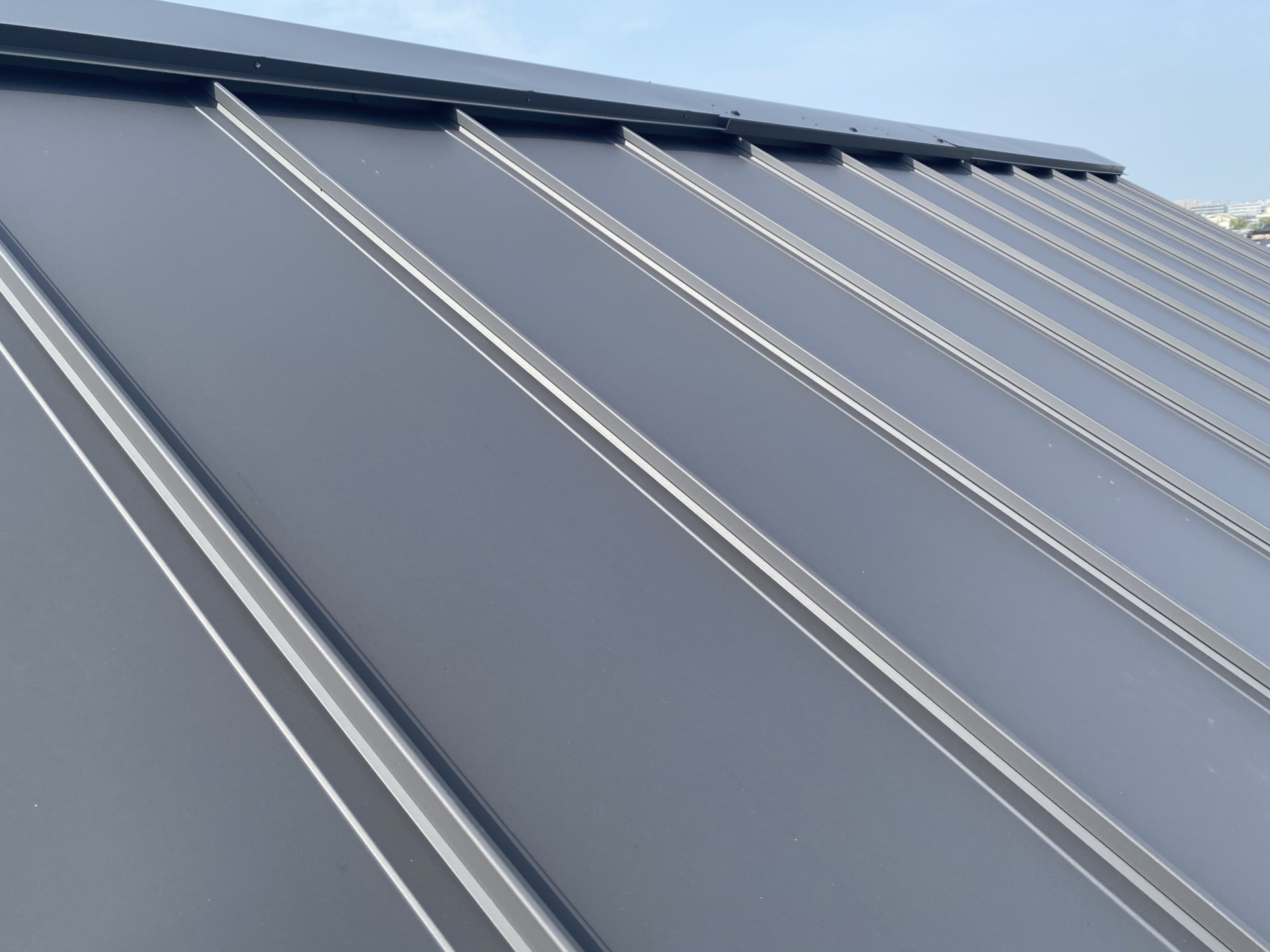 ガルバニウム鋼板屋根の葺き方の種類