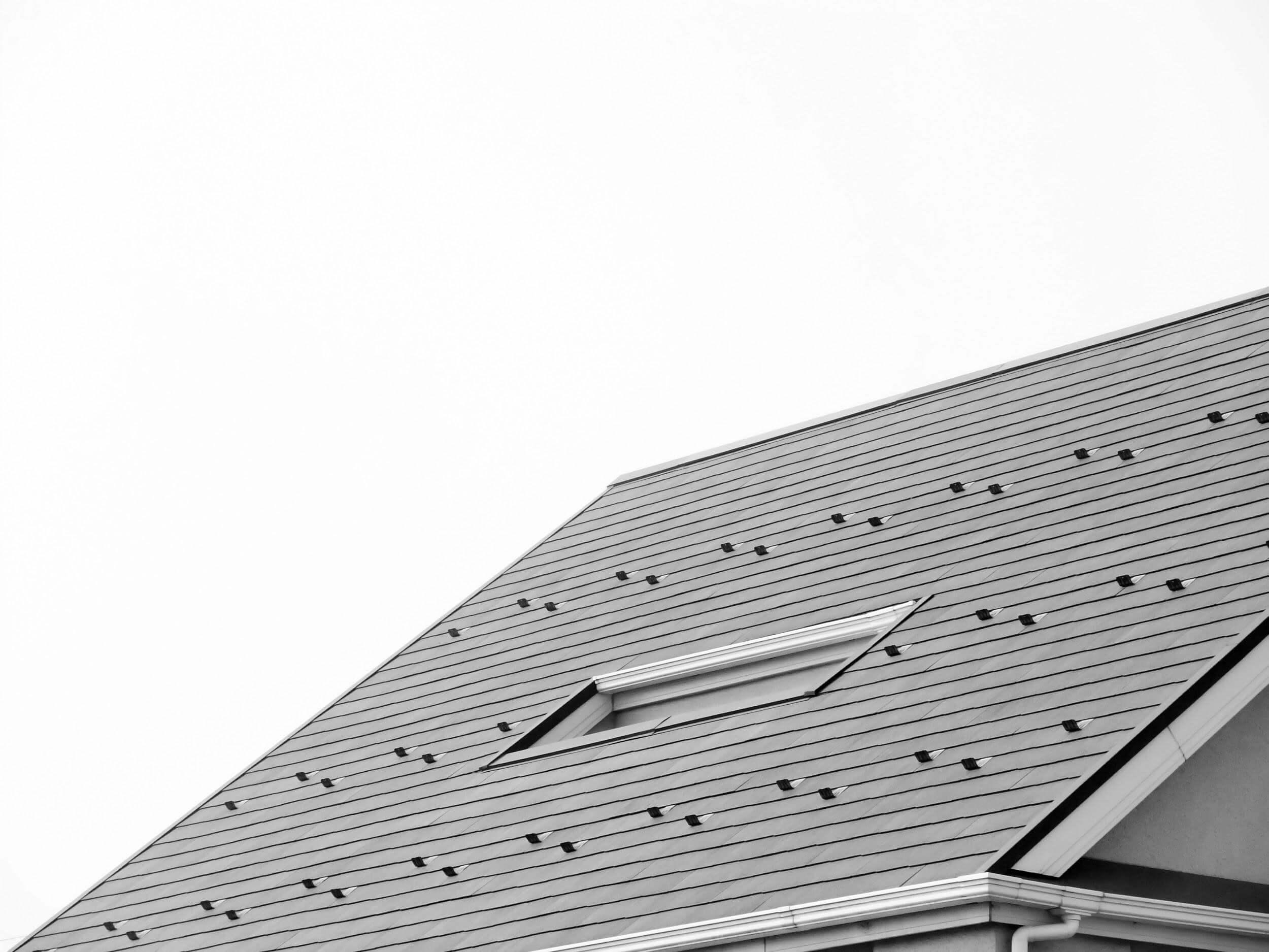 天窓防水の劣化