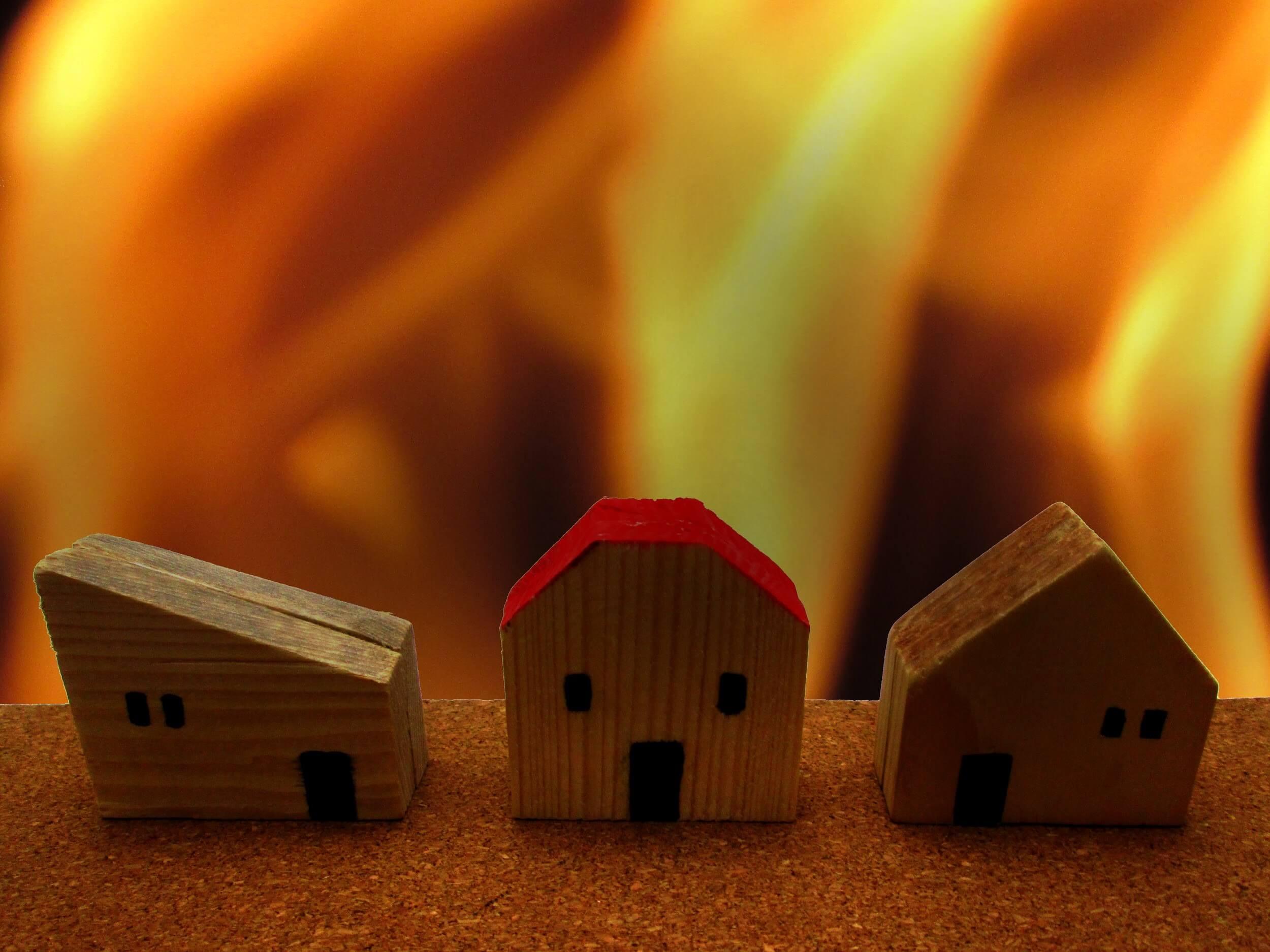 火災保険を利用して自己負担を抑える