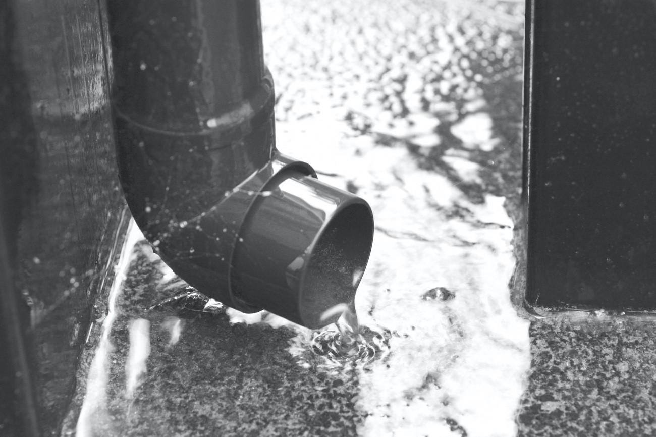縦樋・軒樋の排水量の計算