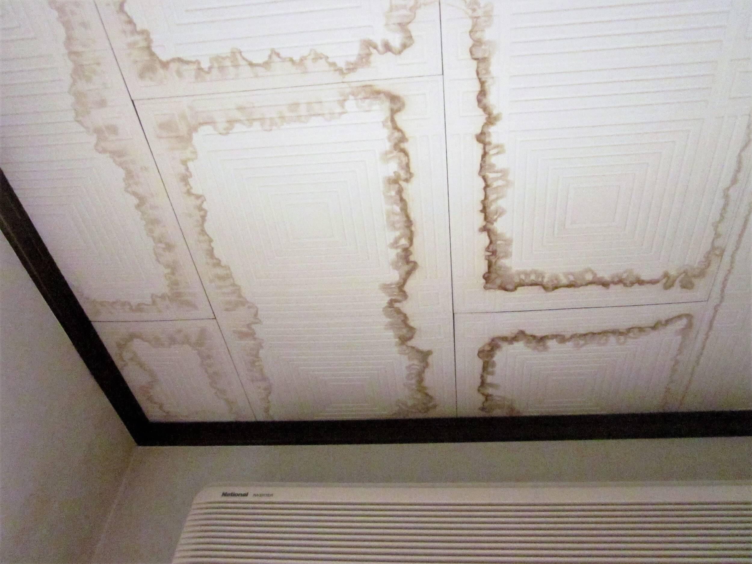 アパートの雨漏りは誰の責任 原因別被害請求マニュアル ゼロ円