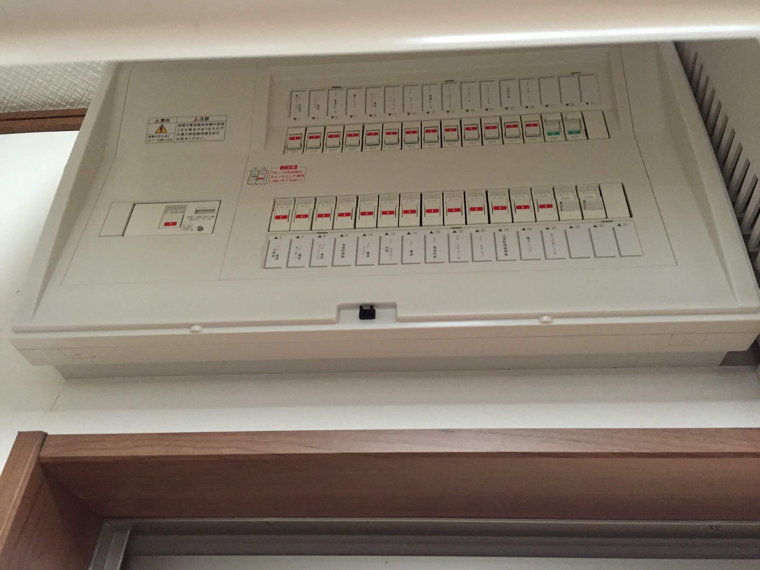 家中の電気製品に被害が及ぶ漏電