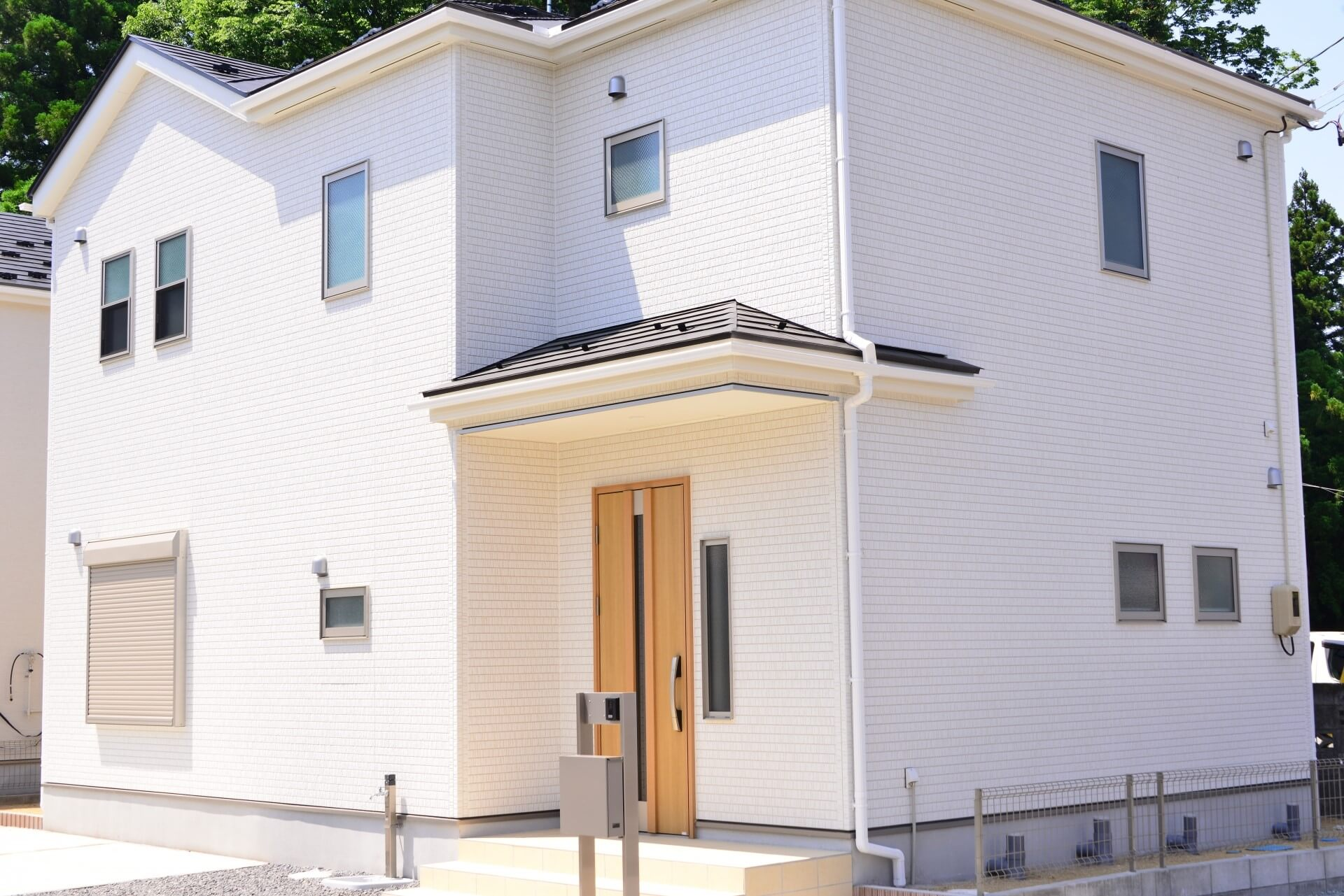 新築住宅とは竣工後1年以内で未入居