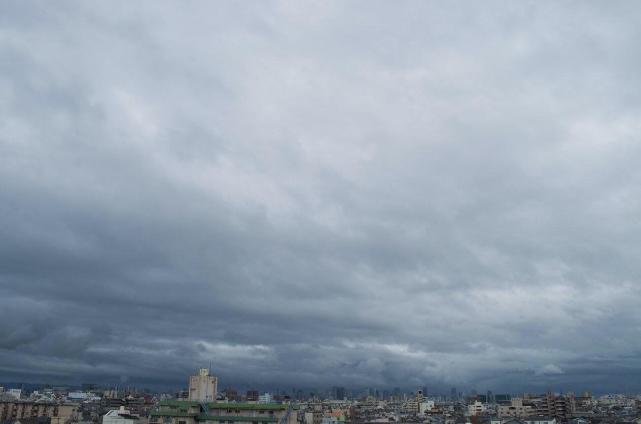 【台風が多い地域】