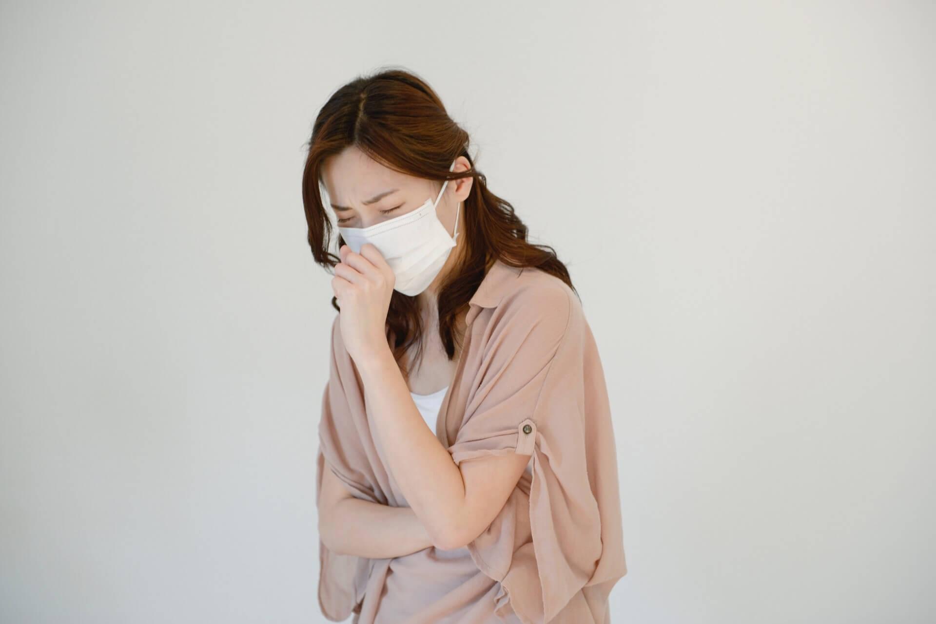 原因不明で悩むアレルギー