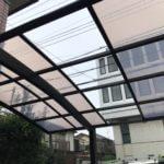 千葉県柏市で軒樋・カラーベスト・カーポート・柵などの補修