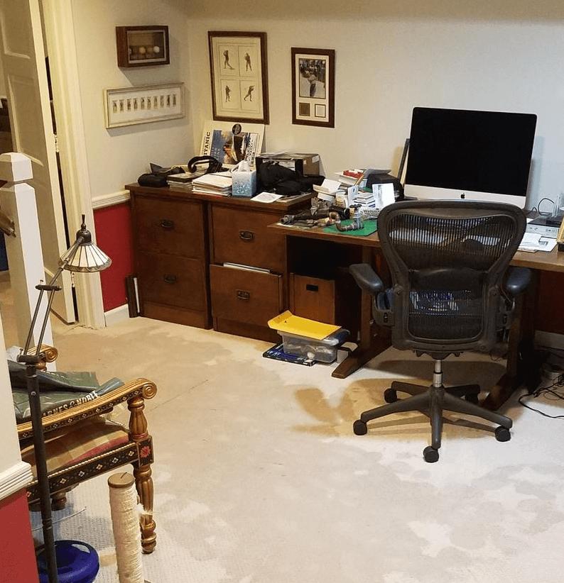 復旧が困難な家具家電の損傷