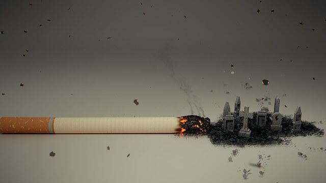 タバコヤニ汚れの落とし方