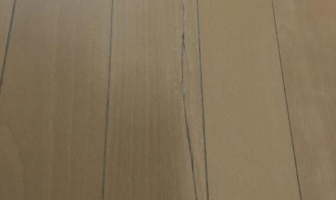 フローリングのひび割れを自分で補修する!簡単DIY法と発生原因を全て見せます