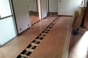 床の修理を成功させる!あらゆる床を補修できる業者や費用とは?