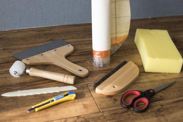 リペア業者…既存床材を補修