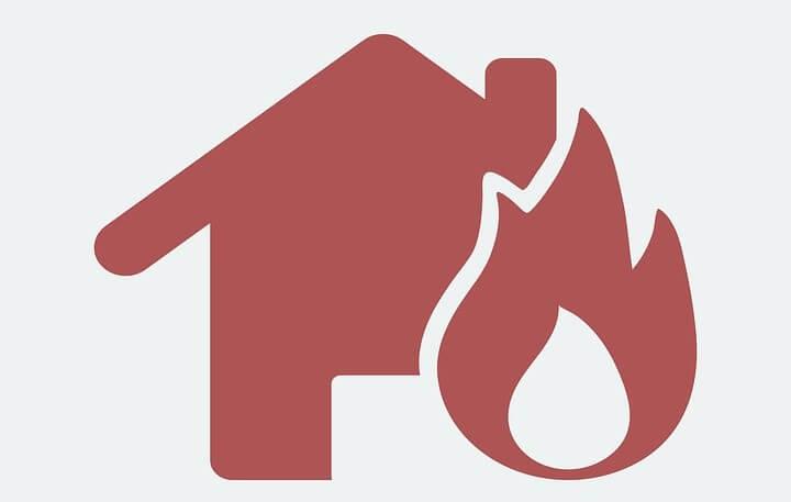 室内床の修理も火災保険が適用されるケース