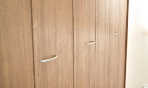 クローゼットドアの傷や凹みを直す!費用相場と簡単DIY法を公開!