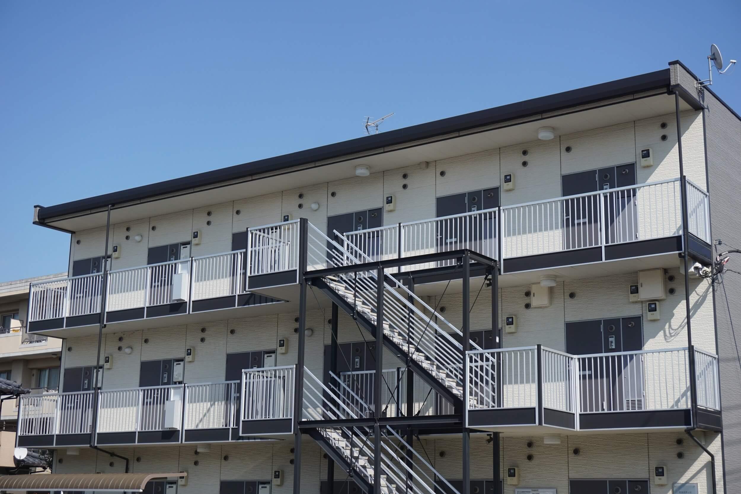 マンションやアパートでは原因箇所の所有者