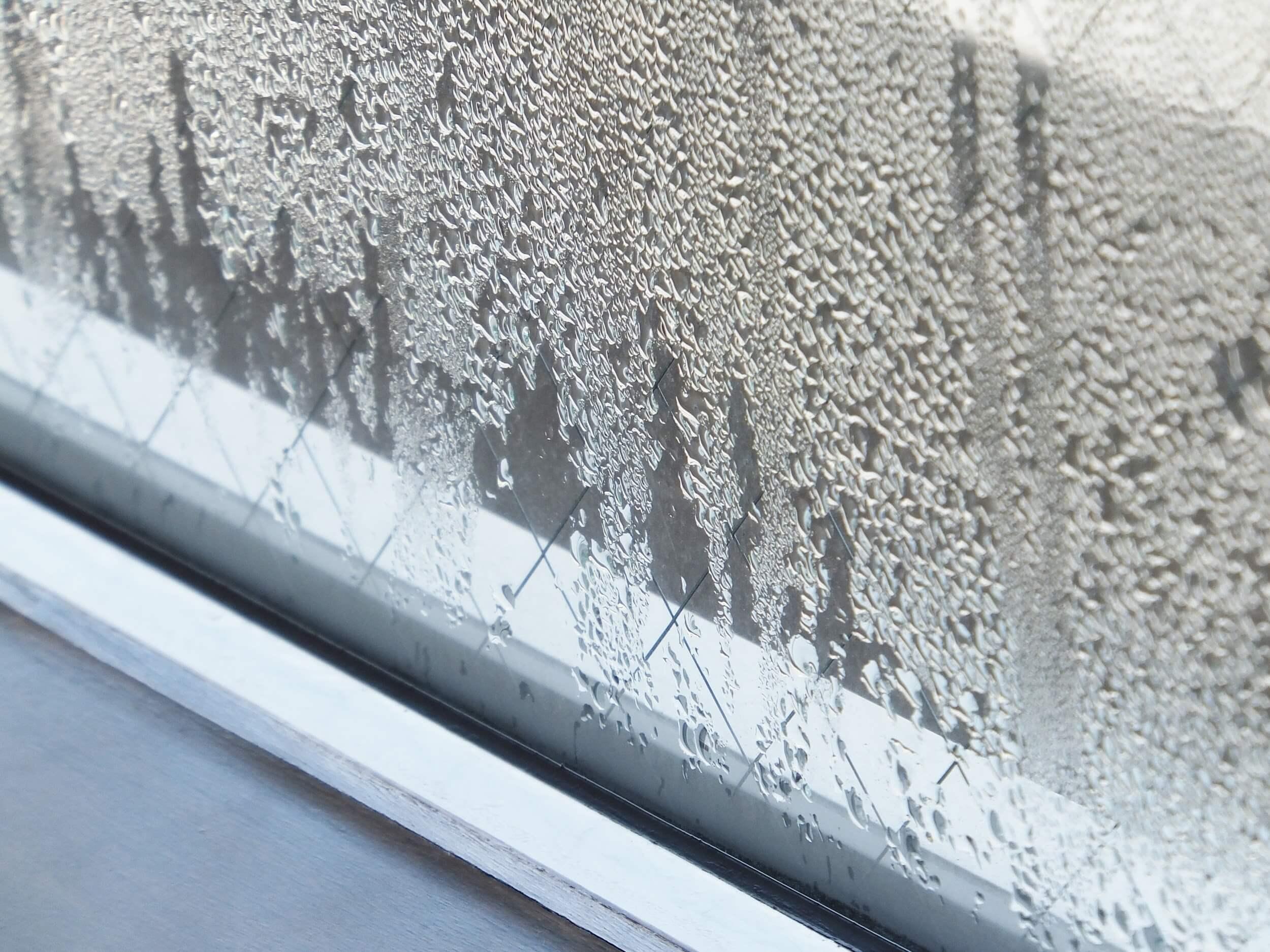 結露被害を予防するテクニック