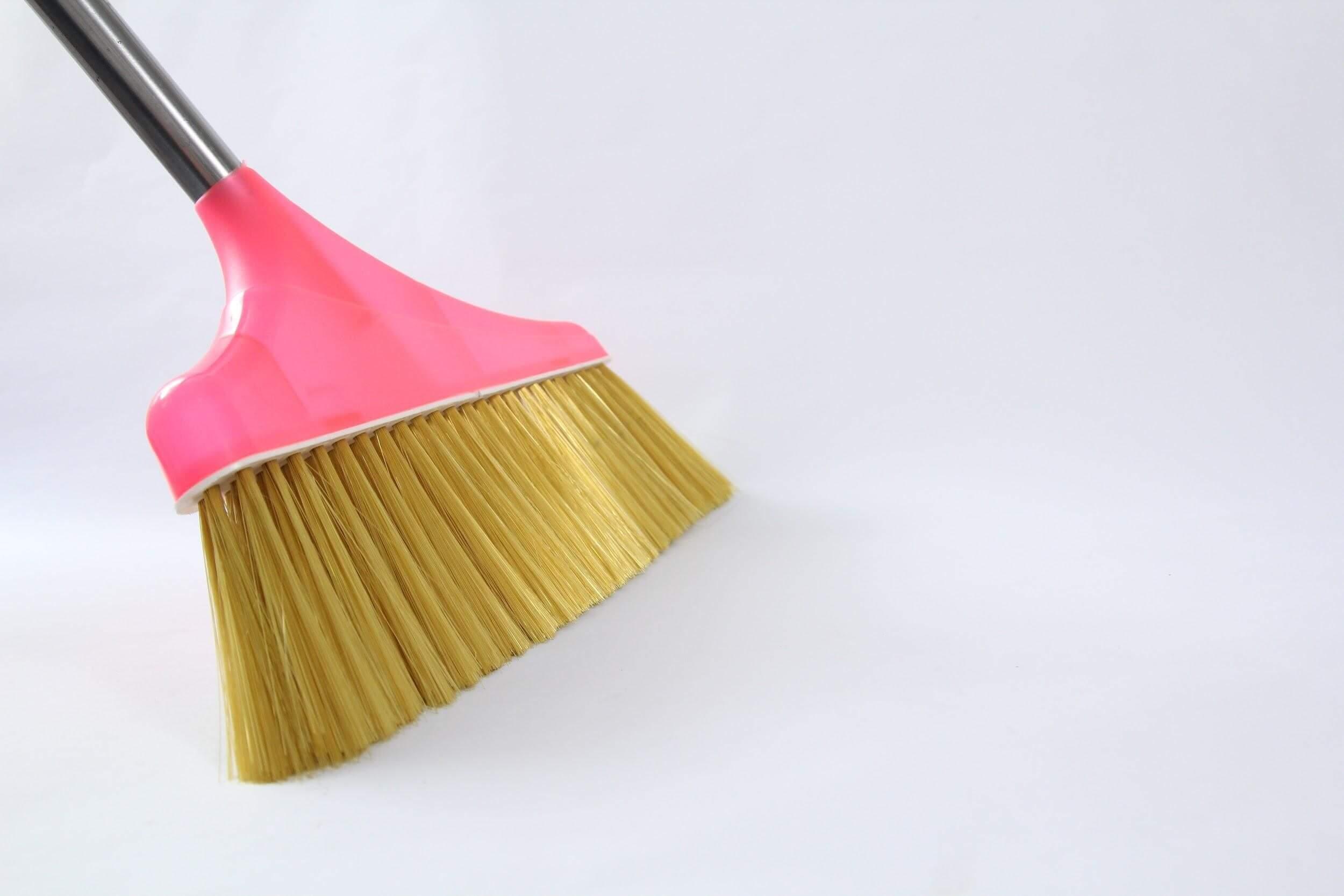 レールの清掃