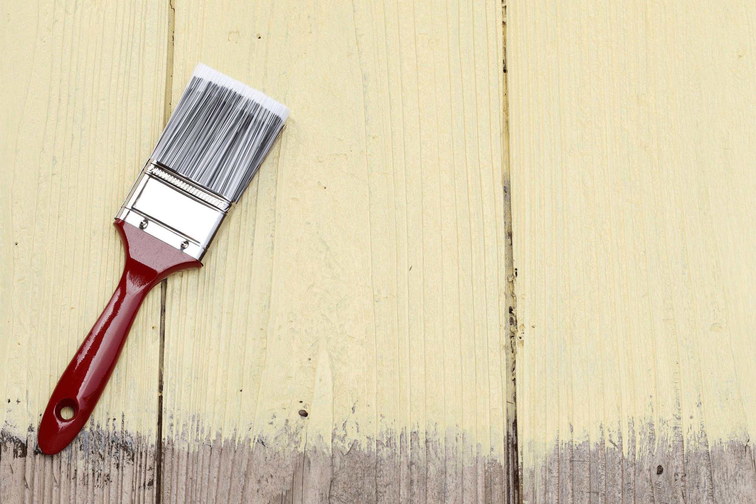 実は簡単な塗装補修