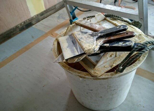 壁紙補修をプロに依頼する場合