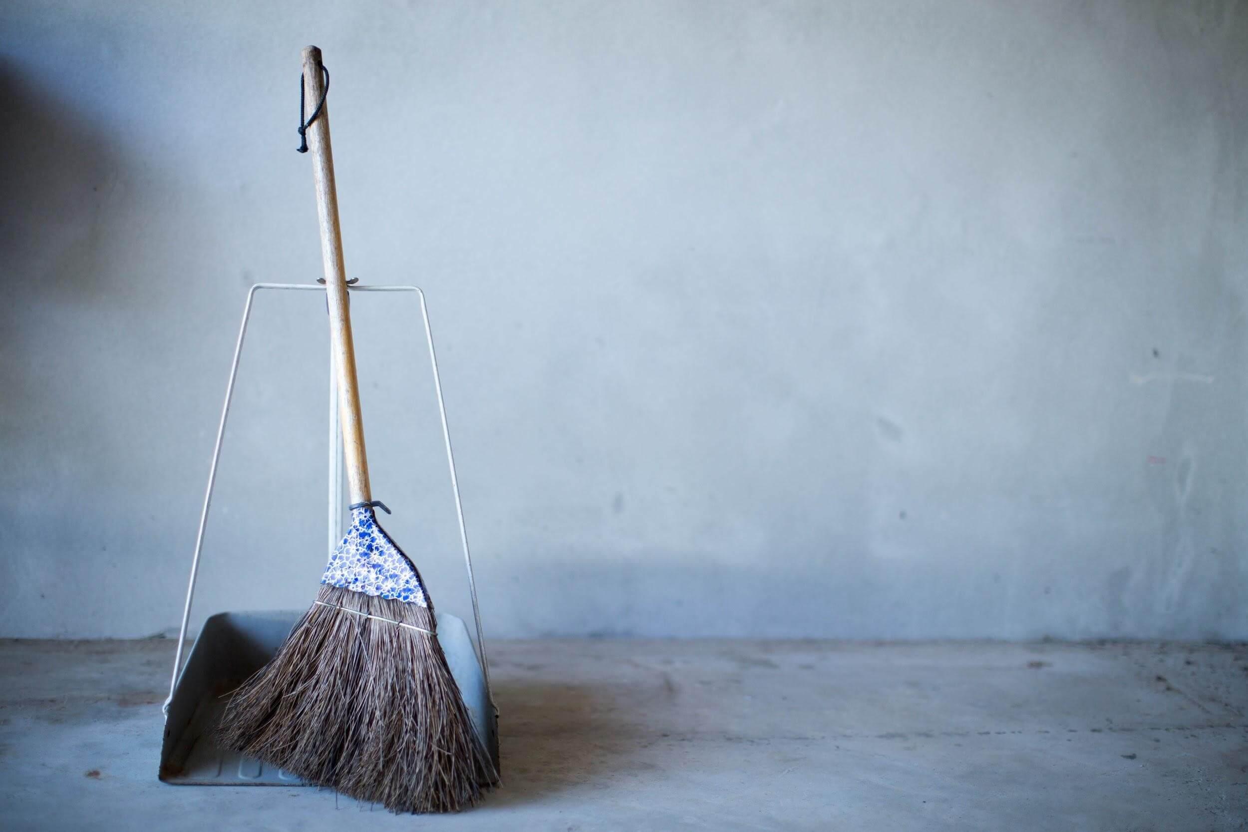 掃除の手間を減らす気密性