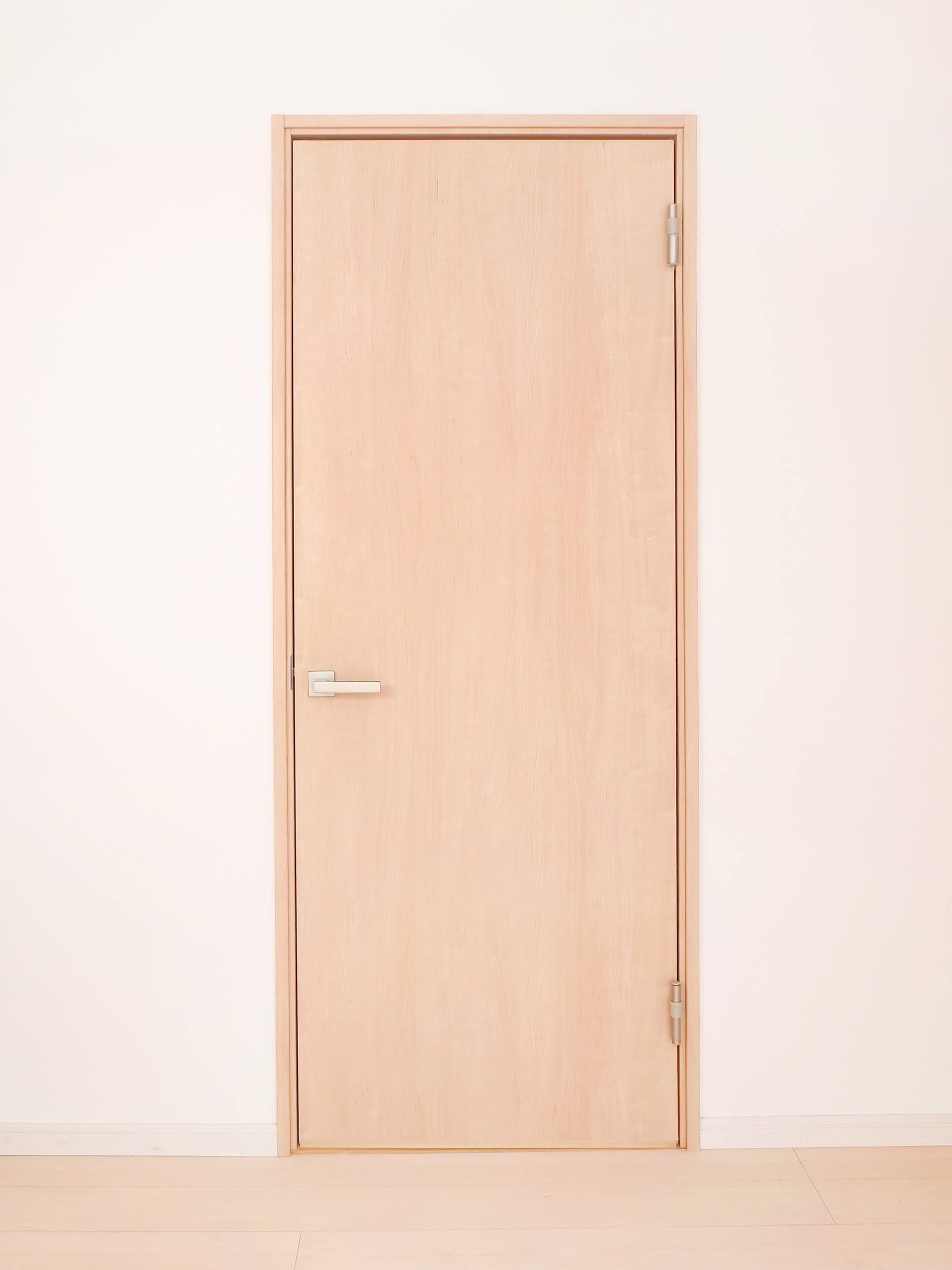 室内ドアのDIY交換